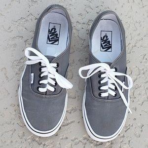 Vans sneakers size 9  mens and 10.5 women's